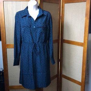 NEW MERONA SHIRT DRESS SIZE S/P